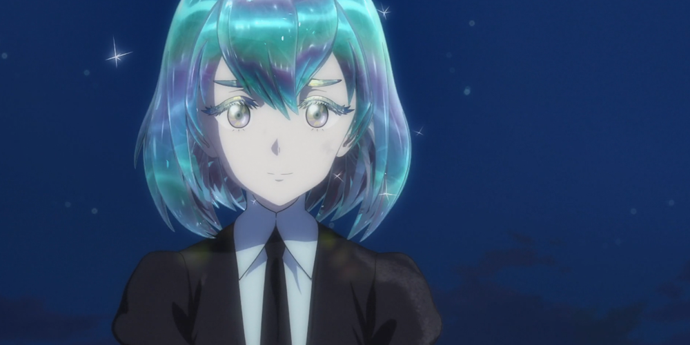 Analizando Houseki no Kuni #3. Metamorphosis